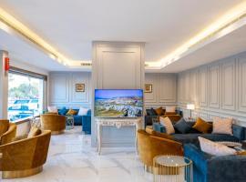 قصر السفير شقق فندقية, apart-hotel em Riyadh