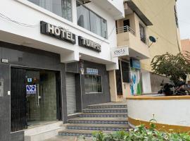 Hotel Tumpis, hotel near Capitan FAP Pedro Canga Rodriguez Airport - TBP, Tumbes