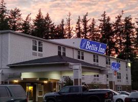 Bellis Inn, hotel near Bellingham International Airport - BLI, Bellingham