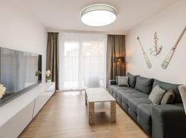 Rent like home Bel Mare 228, hotel with jacuzzis in Międzyzdroje