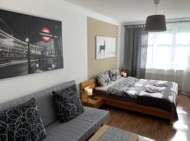 NewStory, apartment in Tikhvin