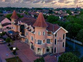 Garni Hotel Royal Crown, hotel in Subotica