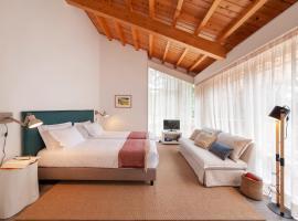 Cabanas da Viscondessa, hotel em Urzelina