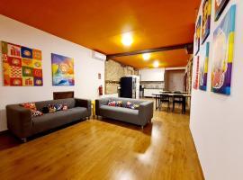Arc House Madrid, hostel in Madrid