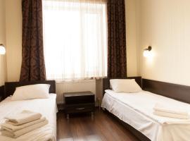 Solar, готель у місті Кропивницький
