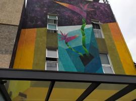 Hacker Hostel - Hospedagem & Hackschooling, hostel u gradu Sao Paulo