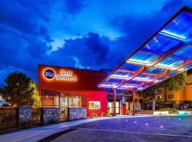 Best Western El Paso Airport Entrada Hotel, hotel in El Paso