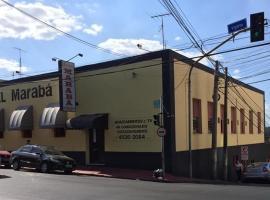 Hotel Marabá, hotel in Jundiaí