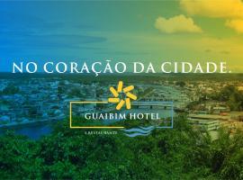 Hotel Guaibim, hotel near Second Beach, Valença
