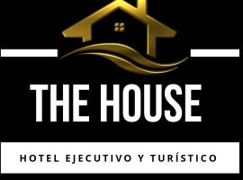 The House Hotel, hotel near Main Square, Pisco