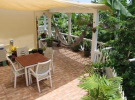 Tropical Garden Cottage Antigua, apartment in Matthews