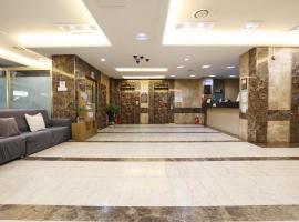 Incheon Airport Hotel June, hotel perto de Aeroporto Internacional de Incheon - ICN, Incheon