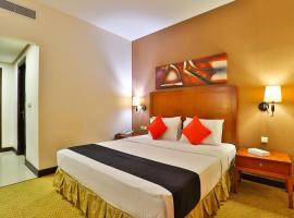 CAPITAL O 461 Mena Plaza Taif، فندق في الطائف