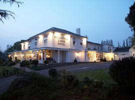 Buckerell Lodge Hotel, hotel near Exeter International Airport - EXT, Exeter