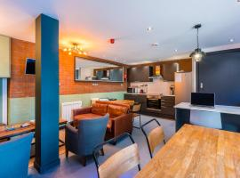 CoDE Co-Living – The LoFT - Edinburgh, hostel in Edinburgh