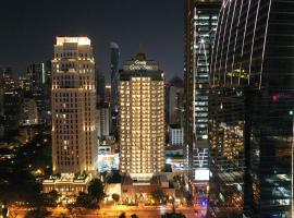 Grande Centre Point Hotel Ploenchit, hotel in Downtown Bangkok, Bangkok