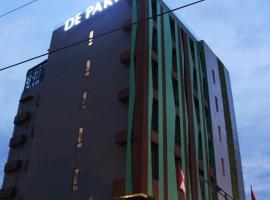 DE PARIS HOTEL, отель в Медане