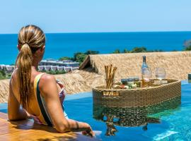 Wild Cottages Luxury and Natural, отель в Ламай-Бич