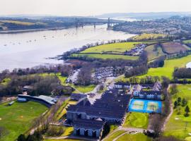 China Fleet Country Club, hotel with pools in Saltash
