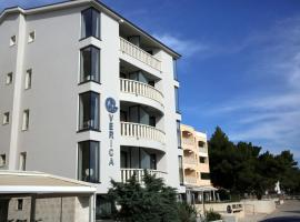 Villa Verica, hotel in Baška Voda