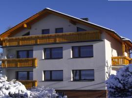 Willa Szus – hotel w pobliżu miejsca Szus Ski Lift w mieście Koniaków