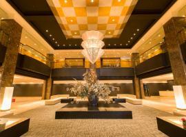 The QUBE Hotel Chiba, отель в городе Тиба