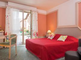 Hotel Restaurant A la Vignette, hotel near Cigoland, Saint-Hippolyte