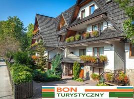 Czarny Potok, hotel in Zakopane