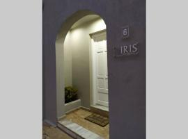 IRIS by Amanakis Family, budget hotel in Hersonissos