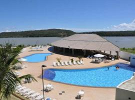 ENSEADA NAUTICA, hotel in Caldas Novas