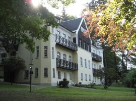 Villa Wilisch, Hotel in der Nähe von: Messe Chemnitz, Amtsberg