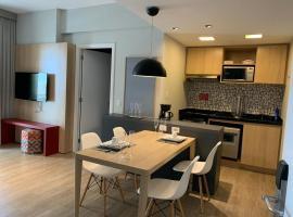 Mondial Residence, apartment in Salvador