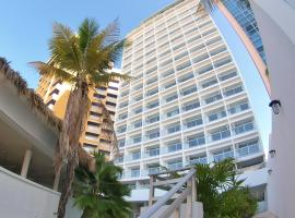 SNTSS by Bnow Hotels, hotel in Acapulco