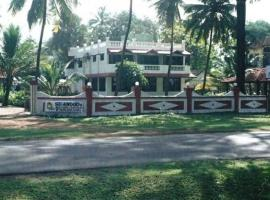SEAWOODS BEACH HOTEL, hotel in Dāhānu