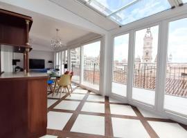 Valencia Town Hall Dream, apartment in Valencia