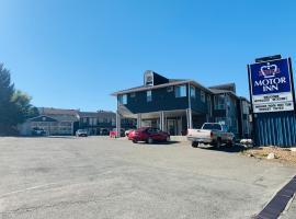 Kings Motor Inn, motel in Kamloops