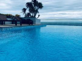 seaside20 meters Villa four floors 4 bedrooms 41# ค็อทเทจในหาดจอมเทียน