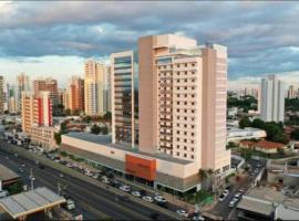 Advanced Hotel e Flats, hotel in Cuiabá