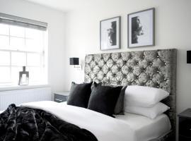 Golden Key Apartments, apartment in Lillington
