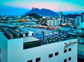 Radisson Hotel Monterrey San Jeronimo, Hotel in Monterrey