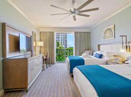 BEAUTIFUL OCEAN VIEW STUDIO AT THE RITZ-CARLTON KEY BISCAYNE, hotel in Miami