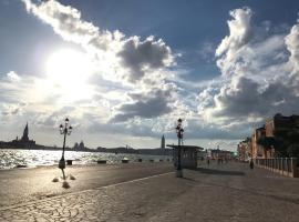 Sole Di Venezia, beach hotel in Venice