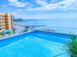 Hotel Plaza Sol Veracruz, hotel in Veracruz