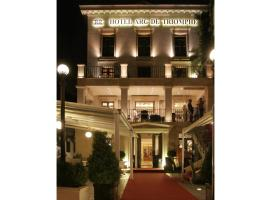Arc de Triomphe by Residence Hotels, hotel near Ceausescu Mansion, Bucharest