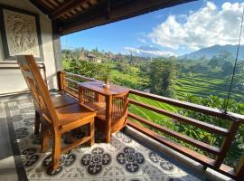 Abian Ayu Villa, hotel in Sidemen