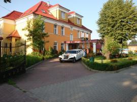 Bonaparte – hotel w pobliżu miejsca Sanktuarium Matki Bożej Częstochowskiej w mieście Częstochowa