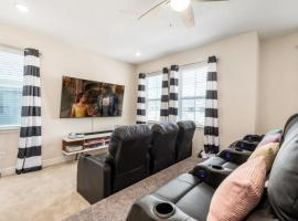 You and Your Family will Love this 5 Star Villa with Private Pool on Encore Resort at Reunion, Orlando Villa 3748, къща тип котидж в Орландо