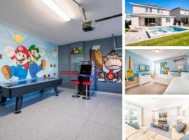 You have Found the Perfect Villa with a beautiful Private Pool, Orlando Villa 3794, къща тип котидж в Орландо
