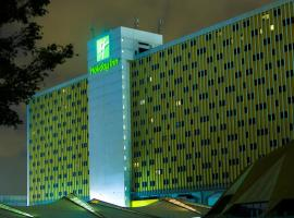 Holiday Inn Parque Anhembi, an IHG Hotel, hotel near Anhembi Convention Center, São Paulo