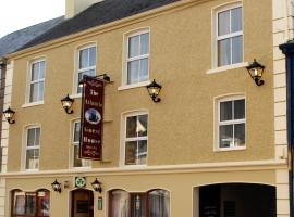 Atlantic Guest House, B&B in Donegal